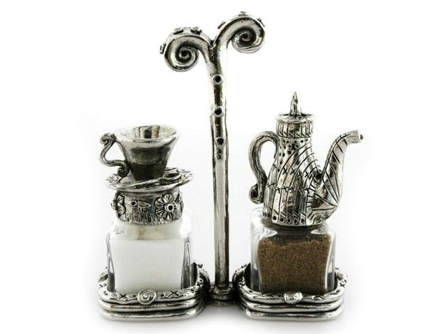 Picture of Tea Set Salt and Pepper Shakers