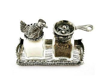 Picture of Chicken and Eggs Salt and Pepper Shakers