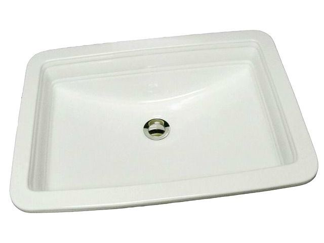 Picture of Marzi Rectangular Basin with Primary Border