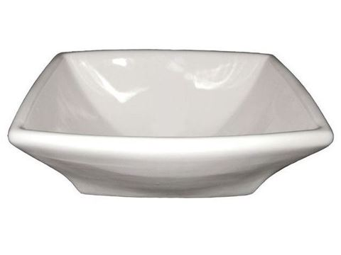 Marzi Rectangular Ceramic Vessel Sink