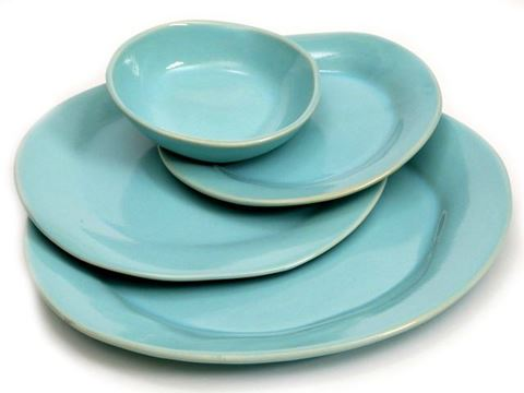 Classic Dinnerware Collection by Alex Marshall Studios