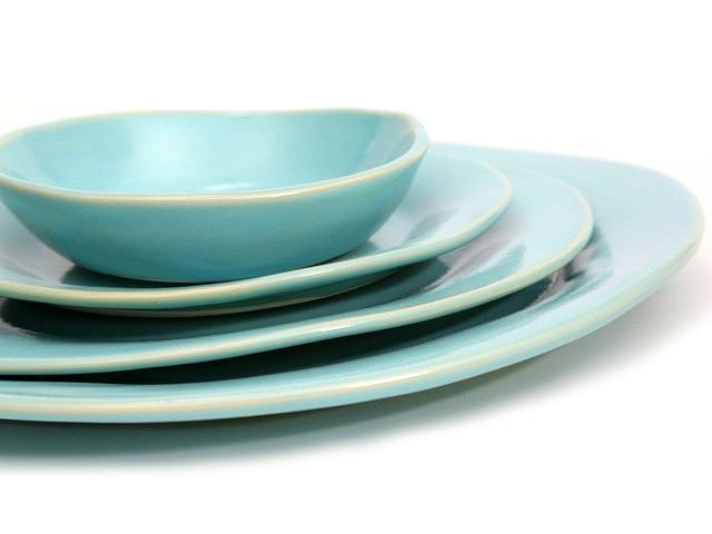Picture of Classic Dinnerware Collection by Alex Marshall Studios