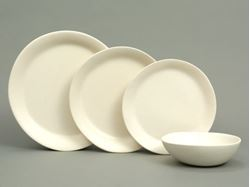 Slim Dinnerware Collection by Alex Marshall Studios