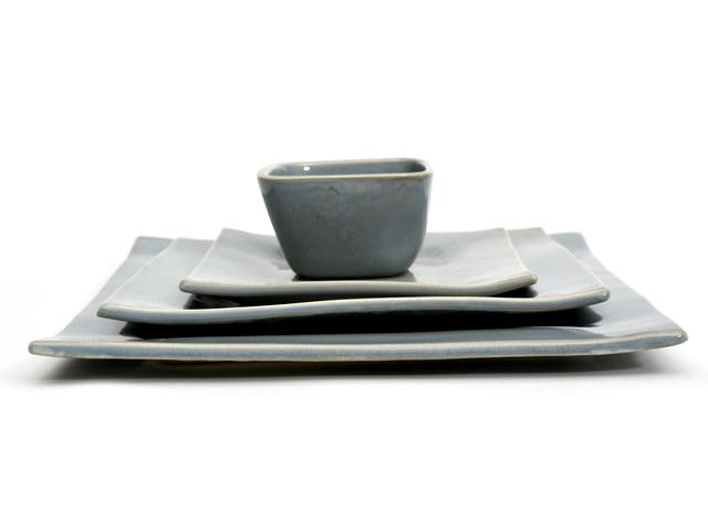Picture of Square Dinnerware Collection by Alex Marshall Studios