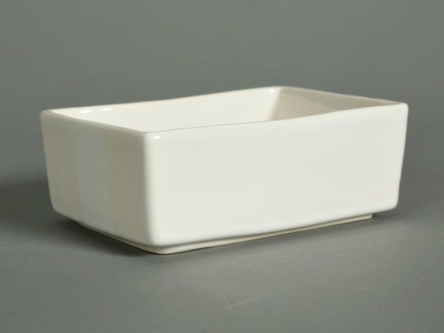 Picture of Rectangular Pedestal and Gourmet Serving Dish by Alex Marshall Studios