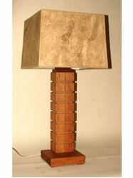 Picture of Frobal Block Table Lamp