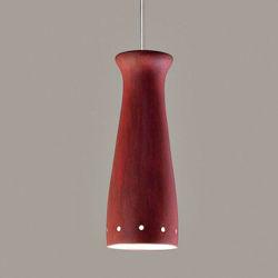 A19 Ceramic Pendant Light | Pilsner
