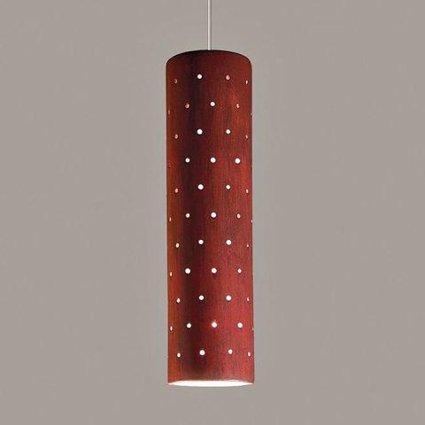 A19 Ceramic Pendant Light   Stellar