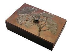Ginkgo Leaf Box
