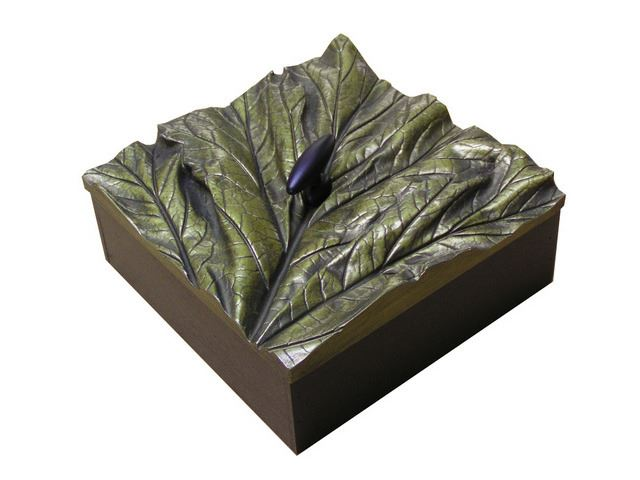 Picture of Acanthus Leaf Box