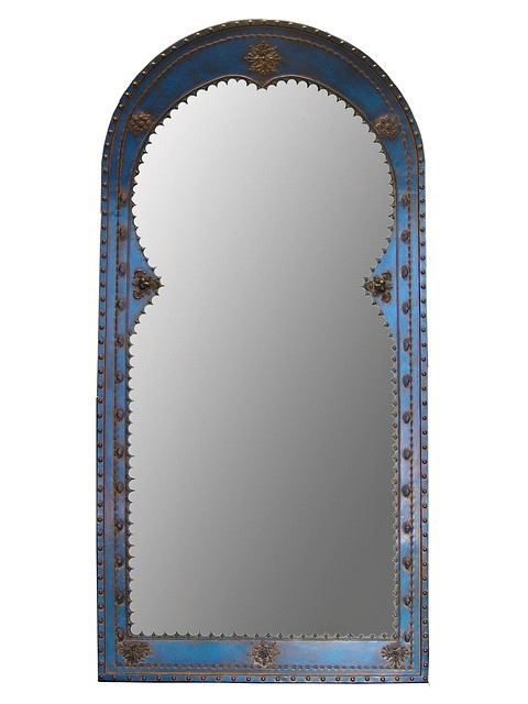 Picture of Morocco Handcrafted Mirror