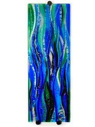 Deep Sea Mystery Glass Wall Panel