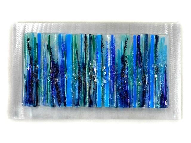 Picture of Stars Above 102 Glass Wall Panel