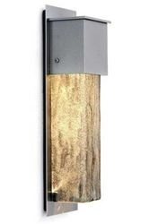Picture of Short Square Outdoor Cover Sconce