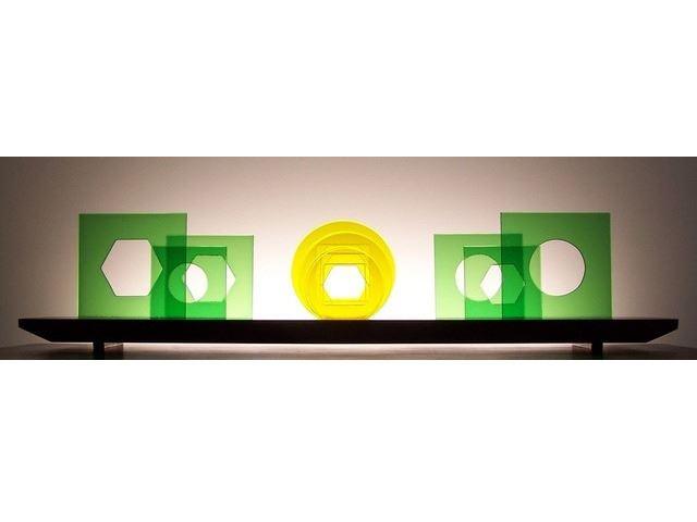Picture of Windows Glasscape Lighting Sculpture