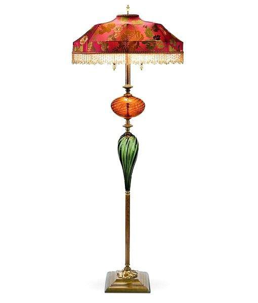 Living Room Floor Lamp | Benny