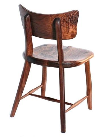 Armless Café Chair
