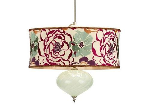 Kinzig Rachel Drum Pendant Light