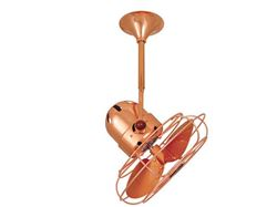 Picture of Bianca Ceiling Fan in Polished Copper