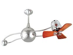 Picture of Brisa 2000 Ceiling Fan in Polished Chrome