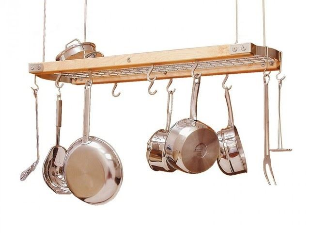Picture of Hanging Oval Pot Rack