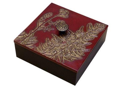 Maidenhair Fern Box