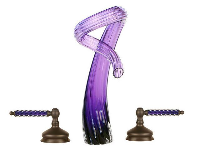 Picture of Luxury Faucet | Amethyst