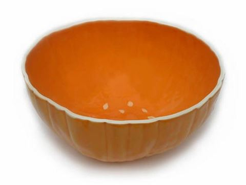Vegetabowls Pumpkin Serving Bowl