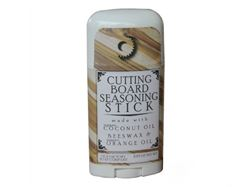 Natural Teak Cutting Board Wax Seasoning Stick