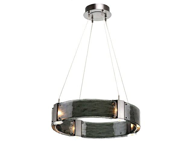 Picture of Parallel Collection Ring Chandelier