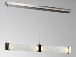 Linear Chandelier | Parallel Collection | 47