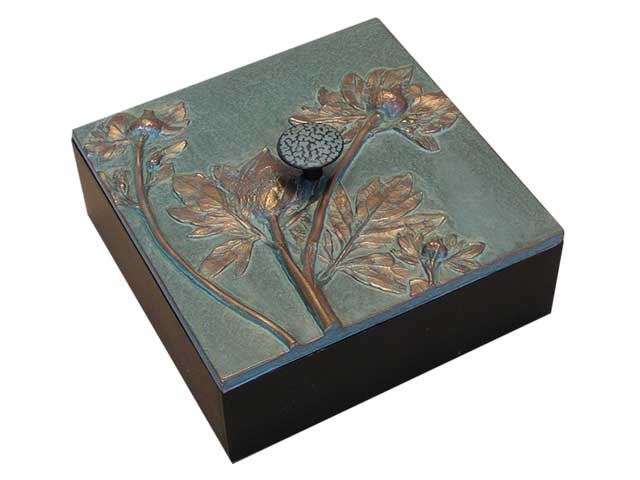 Picture of Poppy Square Box