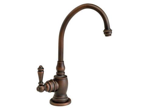 Waterstone Hampton Hot Filtration Faucet - Lever Handle