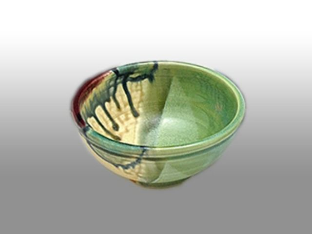 Picture of Watercolor Dessert Bowl