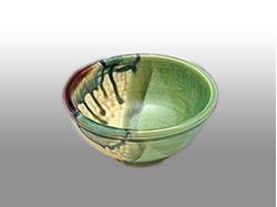 Watercolor Dessert Bowl