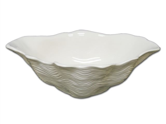 Picture of Marzi Oval Shell Ceramic Bath Sink