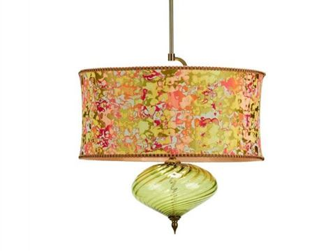 Kinzig Sonya Drum Pendant Light