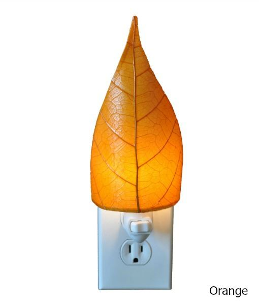 Picture of Cocoa Leaf Nightlight