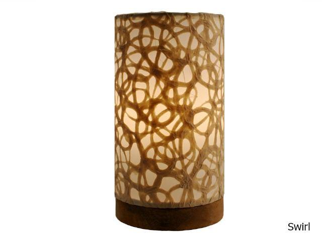 Picture of Unique Lamps | Mini Paper Cylinder