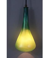 Pendant Light |  Optic Hanging Phoenix Morph | Emerald