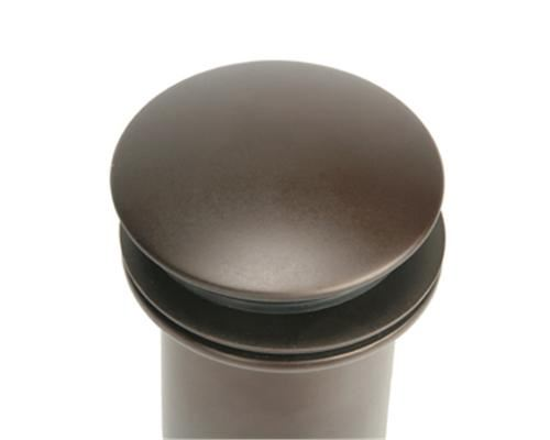 Picture of EZ-Click™ Soft Touch Dome Bath Sink Drain