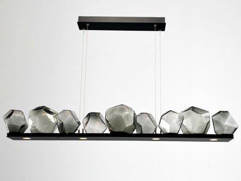 Linear Chandelier | Gem 9