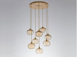 Pendant Chandelier | Coppa 8