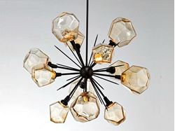 Starburst Chandelier | Gem