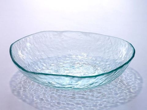 Salt Large Glass Bowl