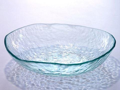 Salt Extra Large Glass Bowl