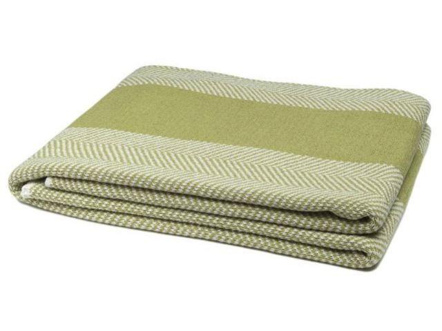 Picture of Eco Herringbone Stripe Throw by In2Green