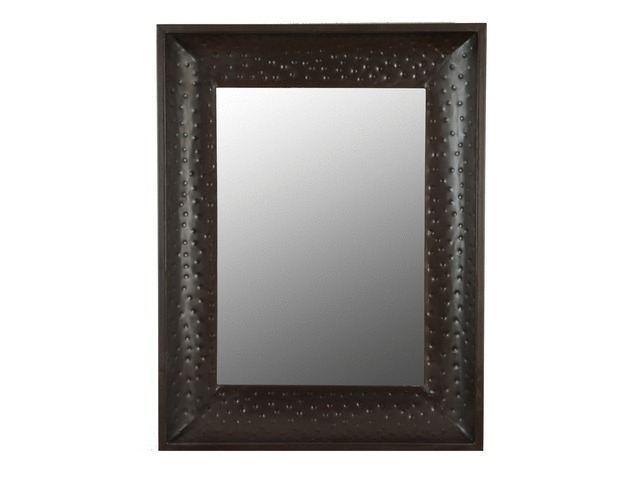 Picture of Medium Hammered Metal Mirror Frame