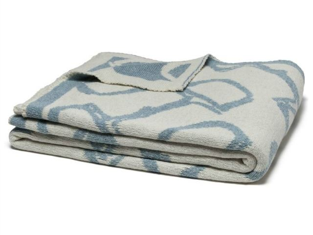 Picture of Eco Bits Reversible Throw by In2Green