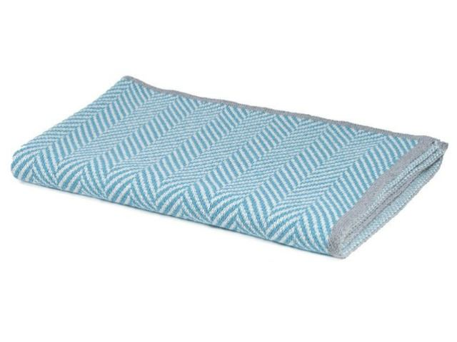 Picture of Eco Baby Herringbone Throw by In2Green